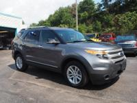 Recent Arrival! 2014 Ford Explorer XLT CARFAX