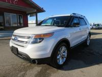 Options:  2014 Ford Explorer Navigation! Moonroof!