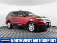 Two Owner Clean Carfax SUV With Navigation!  Options: