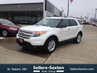 Looking for a clean, well-cared for 2014 Ford Explorer?