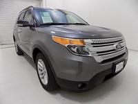 Explorer XLT, 6-Speed Automatic with Select-Shift, AWD,