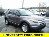 CARFAX One-Owner. Clean CARFAX. 2014 Ford Explorer XLT