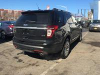 Grand and graceful, this 2014 Ford Explorer will