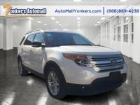 Lavishly luxurious, this 2014 Ford Explorer represents