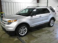 Options:  2014 Ford Explorer Xlt|||46523 Miles|Vin: