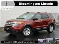 Recent Arrival! 2014 Ford Explorer XLT Auto-Dimming