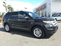 CarFax 1-Owner, This 2014 Ford Explorer XLT will sell