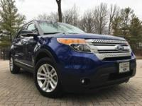 OPTIONS: Year : 2014 Make : Ford Model : Explorer Trim