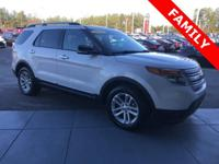 2014 Ford Explorer XLT FWD 6-Speed Automatic EcoBoost
