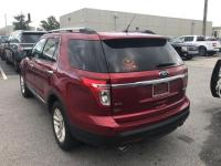 Ford Certified. Ruby Red Metallic Tinted Clearcoat 2014