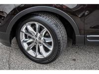 Charcoal 2014 Ford Explorer XLT FWD 6-Speed Automatic