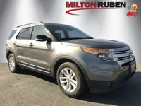 This 2014 Ford Explorer 4dr FWD 4dr XLT features a 3.5L