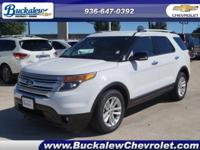 Options:  2014 Ford Explorer Xlt|Xlt|Xlt 4Dr Suv|3.5L 6