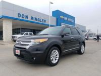 Switch to Don Ringler Automotive! The SUV you've always