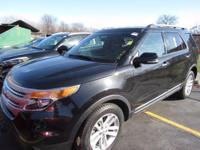 2014 Ford Explorer XLT 3RD ROW SEAT, CLEAN CARFAX, ONE