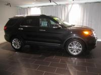 Options:  2014 Ford Explorer Xlt|Black|Clean Carfax. **