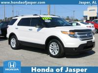 Options:  2014 Ford Explorer Fwd 4Dr Xlt|Front Wheel