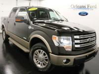 *** CLEAN CAR FAX ***, *** ECOBOOST ***, *** KING RANCH