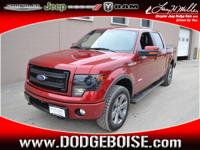 This 2014 Ford F-150 FX4 LOADED ONLY 3K 4X4 is a steal,