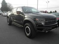 This 2014 Ford F-150 SVT Raptor Includes a Multi-Point