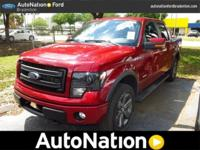 2014 Ford F-150 Our Location is: Autoway Ford -