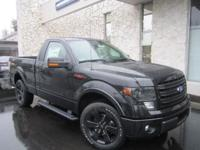 2014 FORD F150 FX2 TREMOR Stock # 14-0989 VIN #