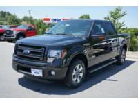 This 2014 Ford F-150 4dr 2WD SuperCrew 145 FX2 Truck