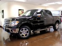 You are viewing a 2014 Ford F-150 Lariat with only 15k