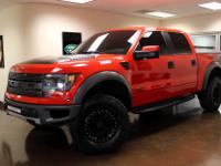 You are viewing a 2014 Ford F150 SVT Raptor with only