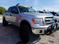2014 Ford F-150 RWD 6-Speed Automatic Electronic