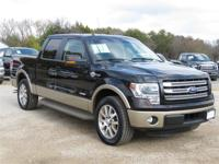 Turbo! Gasoline! F-150's are built to work. This
