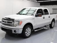 2014 Ford F-150 with 3.5L EcoBoost Turbocharged V6