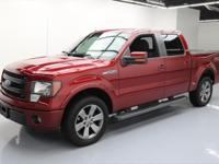 2014 Ford F-150 with 5.0L V8 Engine,Cloth Seats,Power