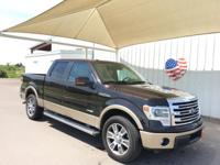Introducing the 2014 Ford F-150! This is an excellent