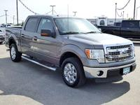 Options:  2014 Ford F-150|Step Into The 2014 Ford
