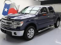 2014 Ford F-150 with Texas Edition Package,5.0L V8