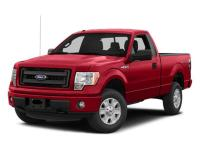 Black 2014 Ford F-150 FX4 4WD 6-Speed Automatic