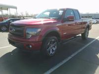 *** CERTIFIED FORD ***100,000 MILE WARRANTY!! ***FX4