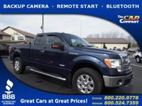 Used 2014 Ford F-150, DESIRABLE FEATURES: REMOTE START,