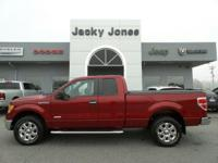 2014 Ford F-150 FX4 in Red, *White Glove Detailed*, 121