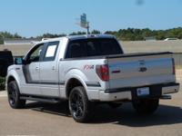 This 2014 Ford F-150 FX4 in Silver features: ABS