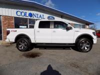 2014 Ford F-150 SuperCrew Cab FX4 4 Wheel Drive With