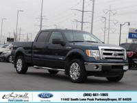 Boasts 21 Highway MPG and 15 City MPG! This Ford F-150