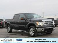 Scores 21 Highway MPG and 15 City MPG! This Ford F-150