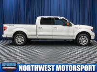 Clean Carfax 4x4 Truck with Navigation!  Options:  Rear