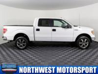 Clean Carfax Two Owner 4x4 Truck with Bluetooth!