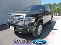 This Ford F-150 has a strong Regular Unleaded V-8 5.0