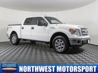 Clean Carfax One Owner 4x4 Truck with Bluetooth!