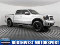 Clean Carfax 4x4 Truck With A Navigation System!