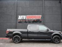 This 2014 Ford F-150 4dr - features a 5.0L 8 Cylinder